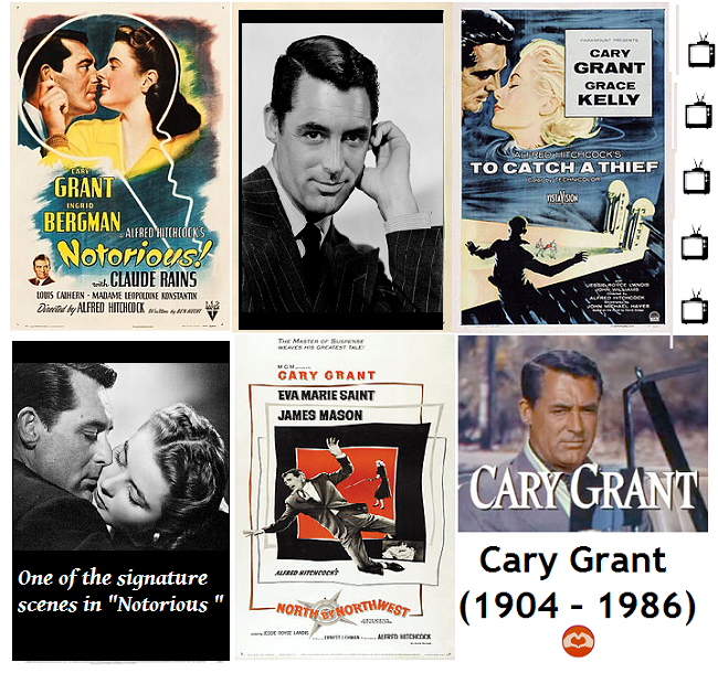 My 3 Favorite Cary Grant Movies